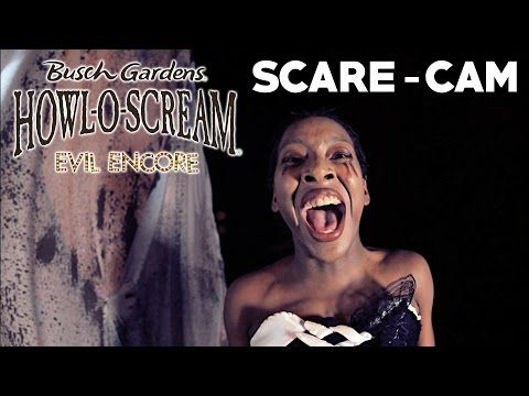 Behind-The-Scares at Circo Sinistro - YouTube
