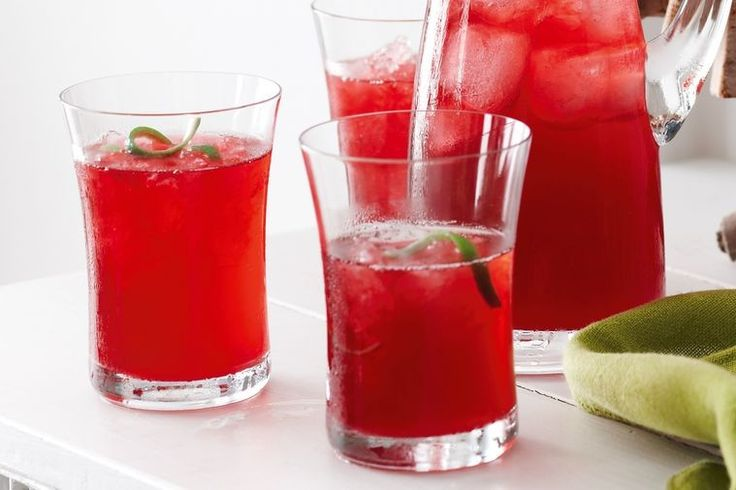 Add colour and vibrancy to your celebrations this Christmas with a refreshing cooler.