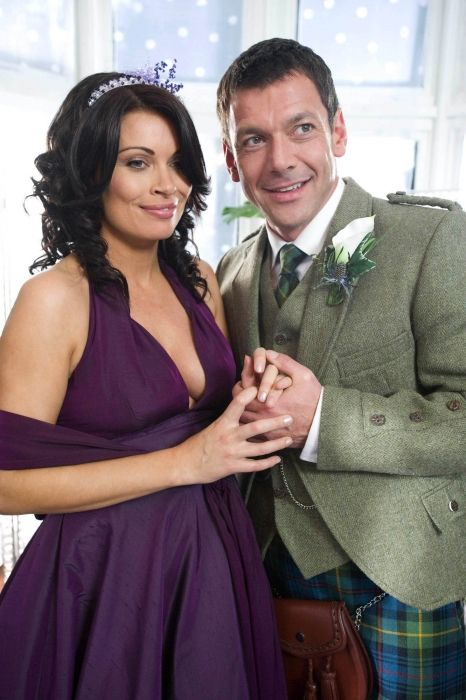 carla connor and peter wedding | Coronation Street Blog: Pics: Carla Connor's Coronation Street ...