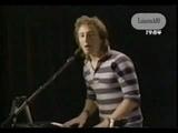 c. 1988 Julian Lennon... with Marjorie... Great America...