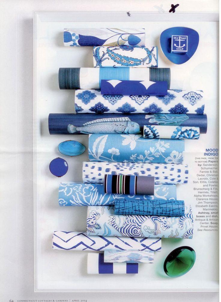 Wallpapers In Blue Tones