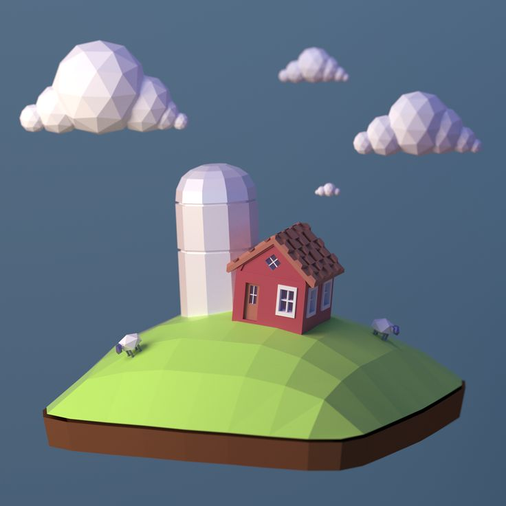 Lowpoly One