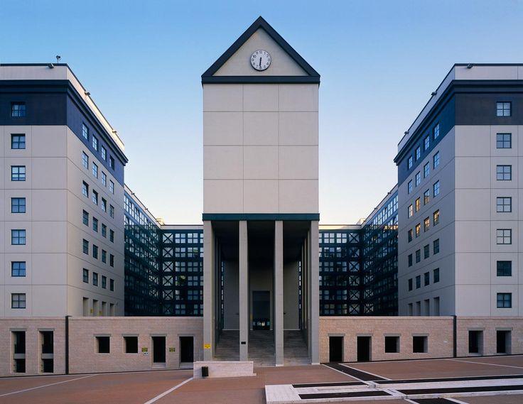 Administrative offices | Region of Umbria, Aldo Rossi, Perugia, Italy
