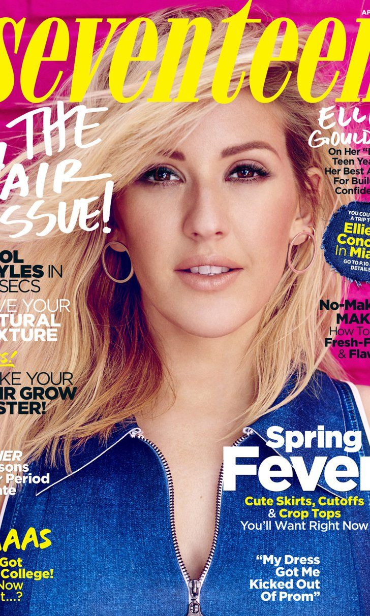 Ellie Goulding Reveals Whether or Not She Dated Niall Horan and Ed Sheeran