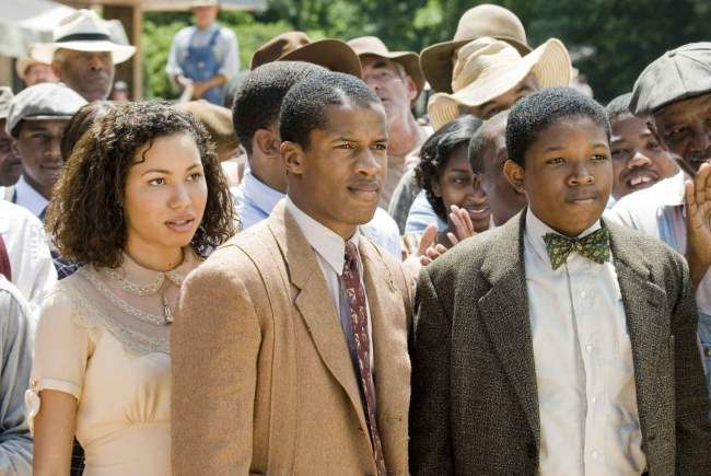 The Great Debaters - the other role Jurnee Smollett's probably best known for is in The Great Debaters, which was directed by Denzel Washington.