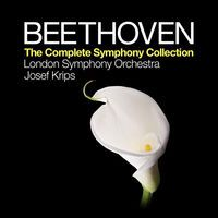Beethoven: The Complete Symphony Collection by London Symphony Orchestra & Josef Krips