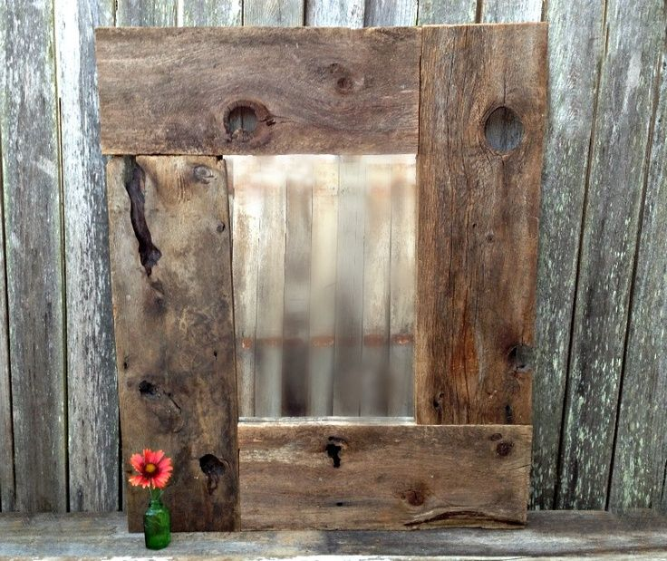 25 Best Rustic Lighting Ideas From Etsy To Buy In 2019: Best 25+ Barn Wood Frames Ideas On Pinterest
