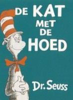 De Kat met de Hoed (Dr. Seuss) is zeer geschiktomje woordenschat uit te breiden. Het boek bevat 220 woorden. Twee kinderen zijn alleen thuis en vervelen zich. Dan komt de Kat met de Hoed binnen.