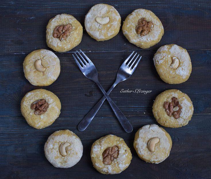 Диетическое банановое печенье из кукурузной муки | Рецепты правильного питания - Эстер Слезингер