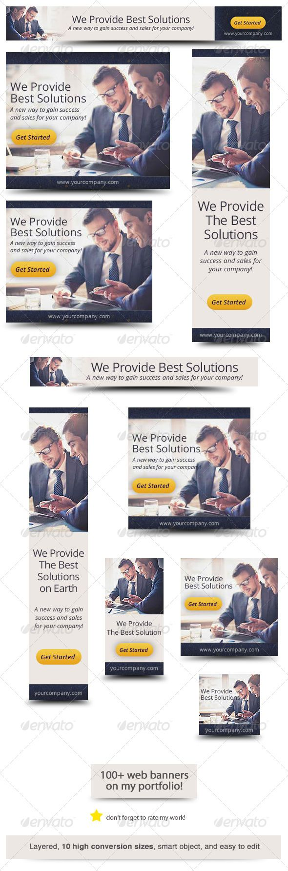 Corporate Web Banner Design Template PSD   Buy and Download: http://graphicriver.net/item/corporate-web-banner-design-template-34/6556353?WT.ac=category_thumb&WT.z_author=admiral_adictus&ref=ksioks