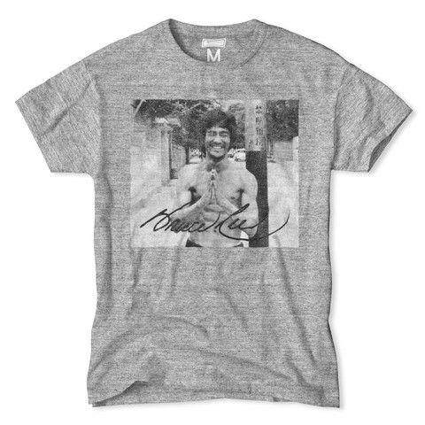 Bruce Lee Namaste T-Shirt