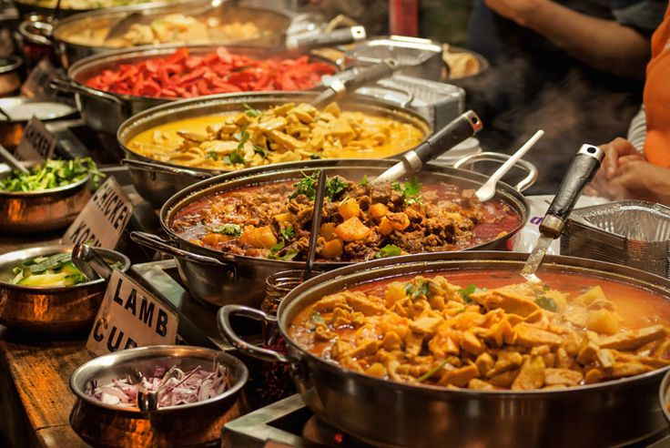 'All You Can Eat' Indian Buffet for 2
