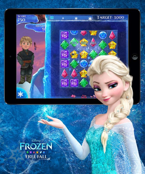 Take a look at this Frozen Free Fall: an icy and epic adventure! on zulily today!