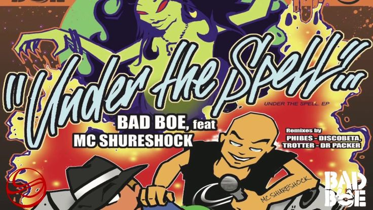 "BadboE feat MC Shureshock ""Under The Spell"" Official Video"