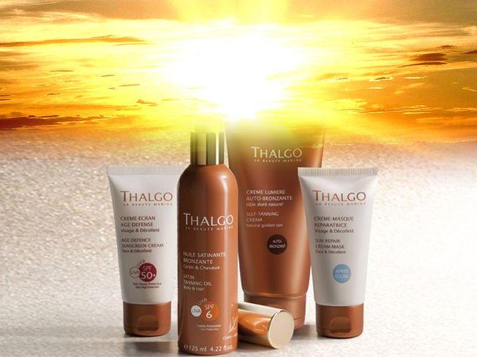 Thalgo suncare for summer. #Thalgo #summer #suncare #cosmetics thalgo.hu