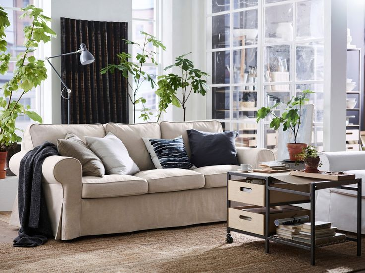 This Ikea Sofa Sale Is Our Wildest Dreams Come True on domino.com