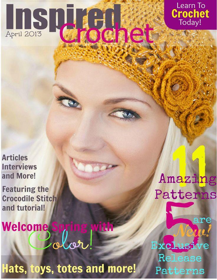 Ínpired Crochet - April 2013