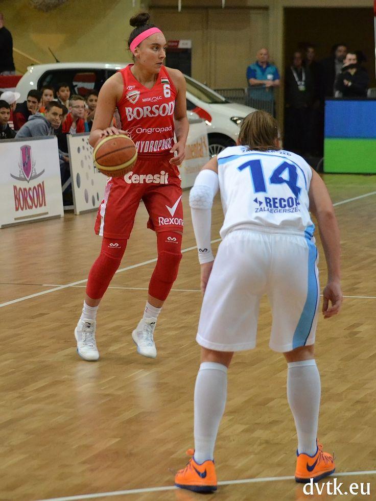 Tatsiana Likhtravich (COOP Női Magyar Kupa negyeddöntő, ZTE NKK - Aluinvent DVTK 70-108)