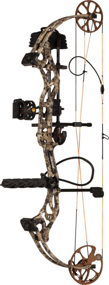 Prowess Compound Bow // Bear Archery
