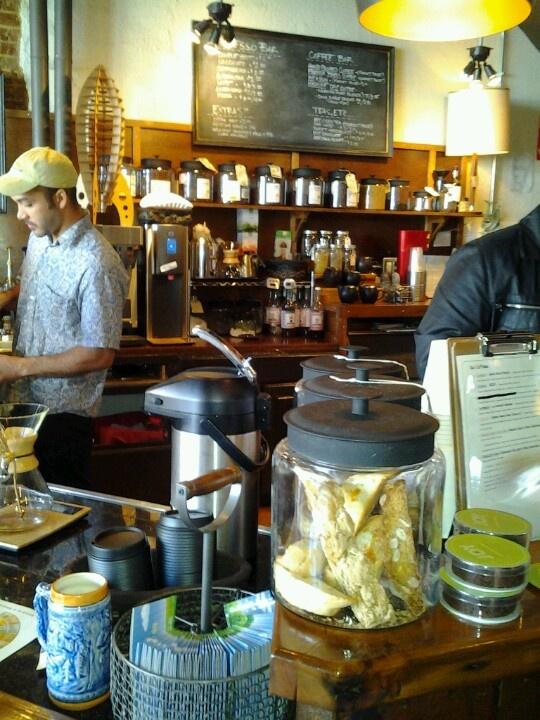 Ghostlight Coffee in Dayton Ohio Dayton ohio, Dayton, Ohio