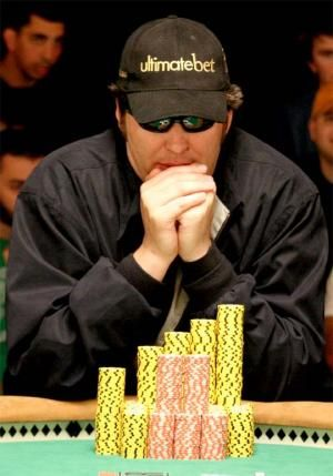 professional poker players - Phil Hellmuth