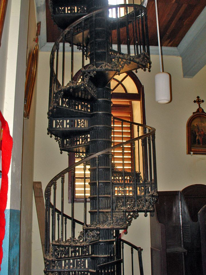 Best Wrought Iron Spiral Staircase Escalera Caracol Escaleras 640 x 480