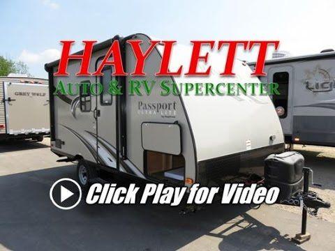 HaylettRV.com - 2017 Keystone Passport Express 151ML Ultralite Mini Trav...