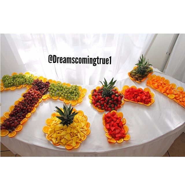 """""""Baby shower fruit table!! Spelling out the baby's name. #partyplanner #events #nola #fruittable"""" by @dreamscomingtrue1. #이벤트 #show #parties #entertainment #catering #travelling #traveler #tourism #travelingram #igtravel #europe #traveller #travelblog #tourist #travelblogger #traveltheworld #roadtrip #instatraveling #instapassport #instago #여행 #outdoors #ocean #mytravelgram #traveladdict #world #hiking #lonelyplanet #event #weddings #dj #birthday #edm #nightlife #club #rave #housemusic…"""