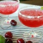 Bing cherry margarita, la ricetta