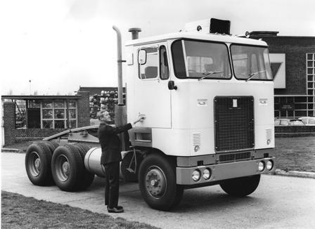 1968 AEC - 3VTG (prototype 1 of 2)