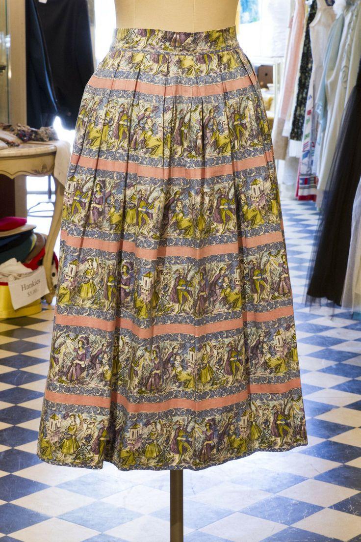 Cabaret Vintage - Ladies Vintage Pink Stripe Skirt, $125.00 (http://www.cabaretvintage.com/vintage-skirts/ladies-vintage-pink-stripe-skirt/)  #vintageskirt  #vintage #dressvintage #shopping #vintagestore #vintagefashion #ilovevintage #vintagelove #vintagegirl #vintageshopping #vintageclothing #vintagefinds #vintagelover #vintagelook #followme #skirtoftheday #ootd #shopitrightnow #instastyle #torontovintage #toronto #queenwest #cabaretvintage