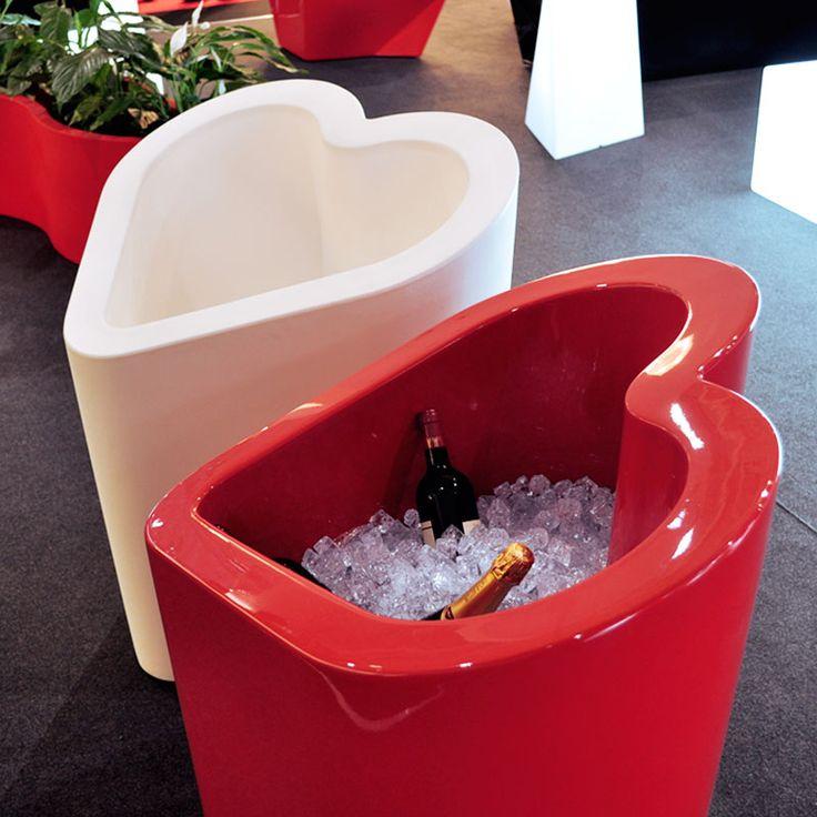 MON AMOUR pots, design by Alex Sacchetti for SLIDE
