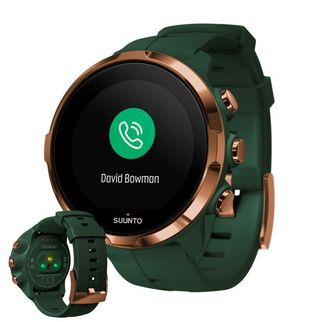 Limitovaná edice Spartan Sport Wrist HR Forest Suunto Spartan Sport Wrist HR je prvním modelem nové generace multisportovních GPS hodinek