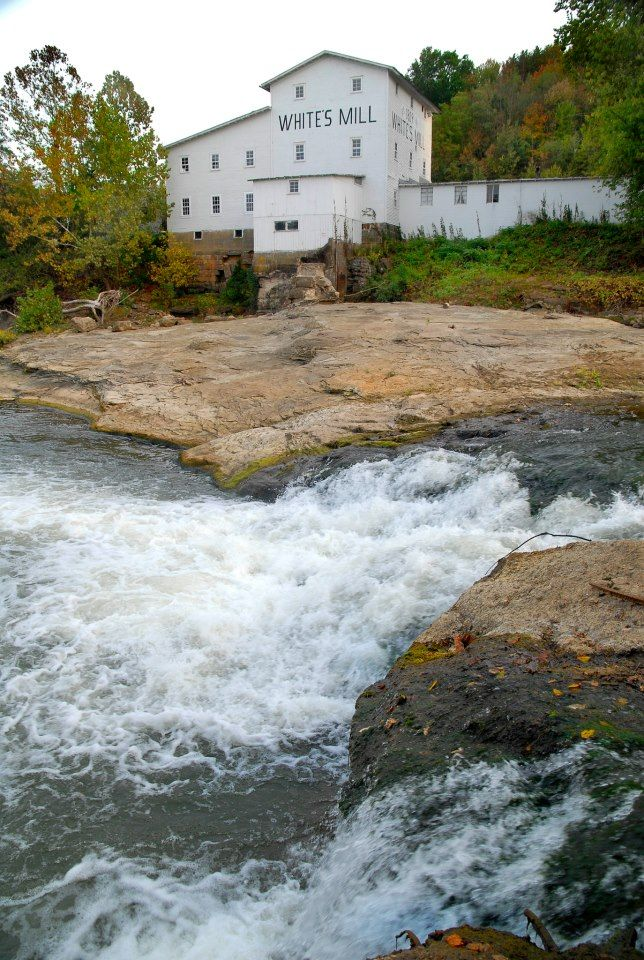 White's Mill, Athens, Ohio; a very beautiful place!  Brings back lots of memories