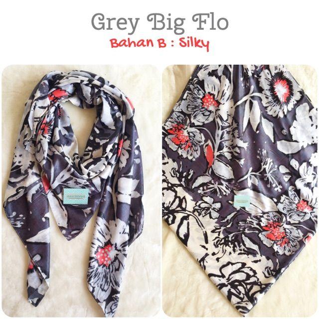 Saya menjual Grey Big Flo PASHMINA seharga Rp64.000. Dapatkan produk ini hanya di Shopee! http://shopee.co.id/hijabgroove/950717 #ShopeeID