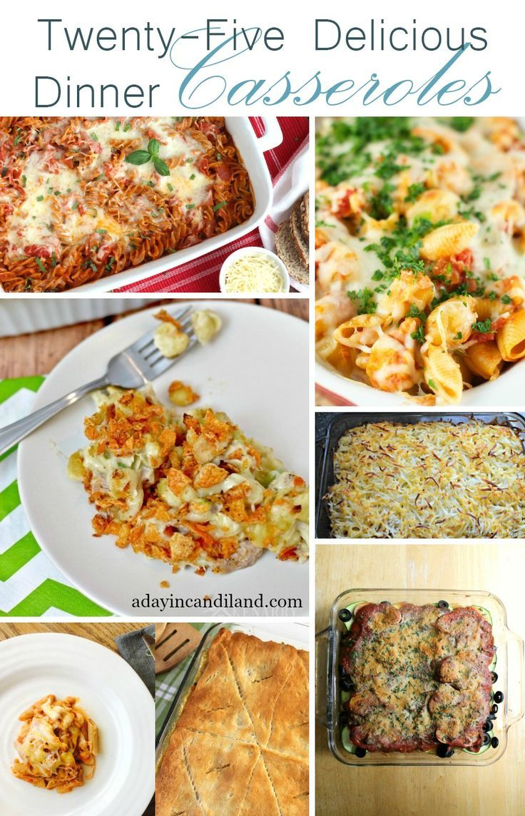607 best best food on pinterest images on pinterest for Quick and delicious dinner recipes
