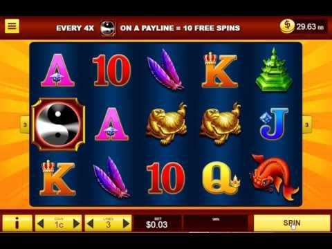Rainbow Phoenix Real Play @ Bingo Cafe