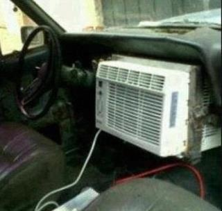 o m g  there are no words...  Yep, I think Every Car Needs This In This Hot Year... LOL!