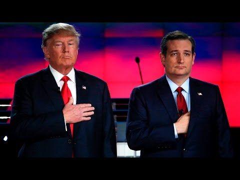 Rito Masónico en Debate Presidencial del Partido Republicano 2016 - YouTube
