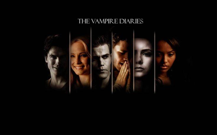 Pourquoi tu ne devrais pas regarder Vampire diaries