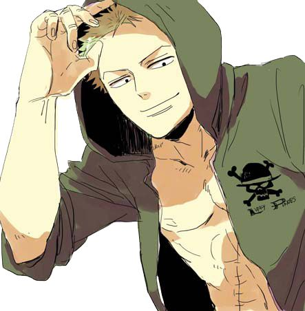 Roronoa Zoro by Grayangel15 | One Piece