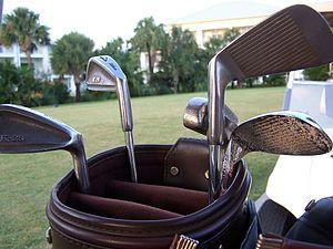 Golf club - Wikipedia, the free encyclopedia
