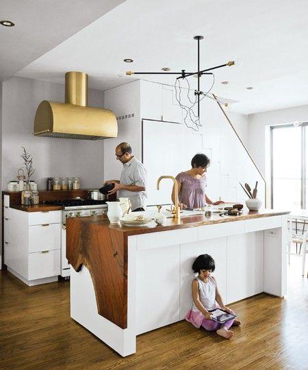 Modern Family Kitchen | photo Matthew Williams | Dwell Magazine | House & Home