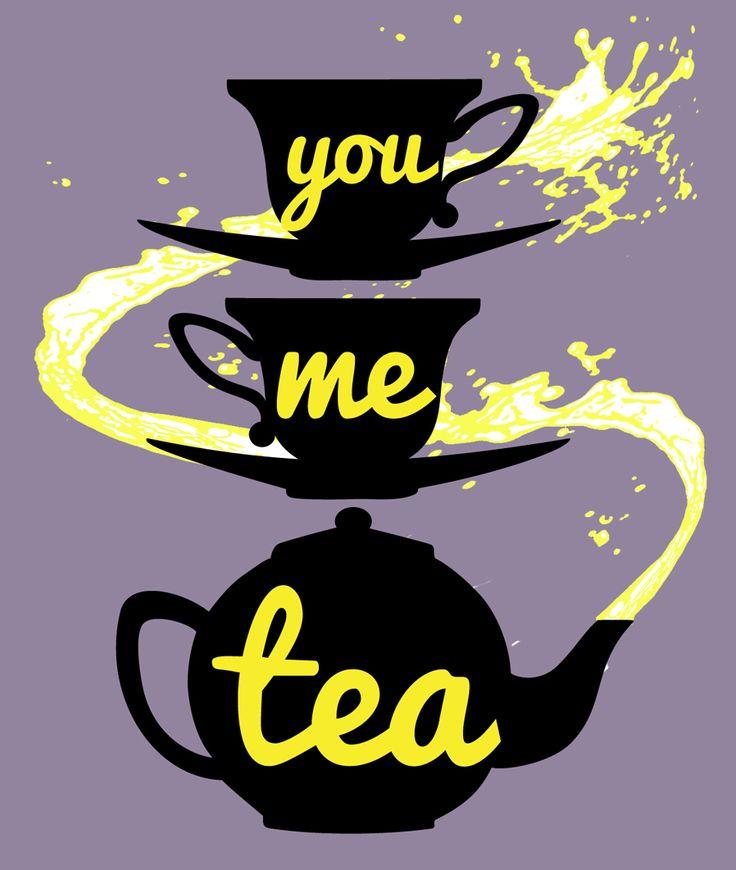 you me tea by Brianna Buza