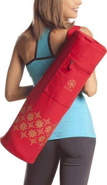 #Yoga Mat Bag – Comfortable Transporting #Yoga #Bag - Gaiam