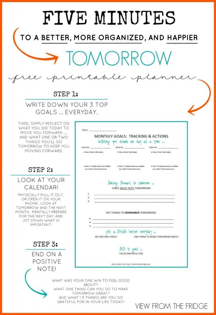 Best 25+ Student planner printable ideas on Pinterest Study - day to day planner template free