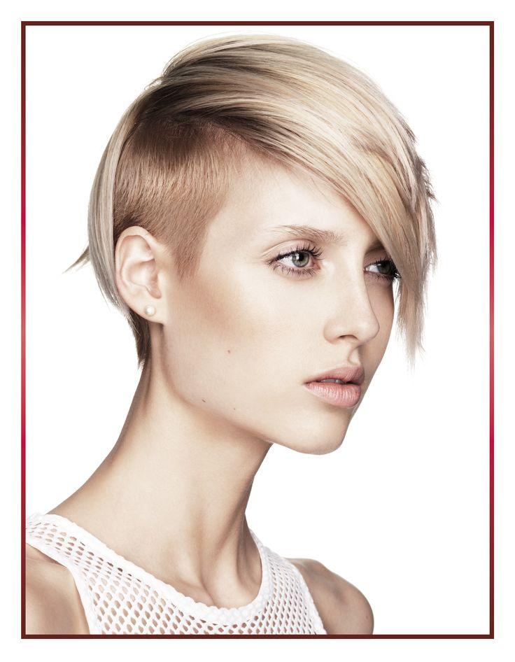 Best Essensuals London Images On Pinterest Hair Cut Style - Undercut hairstyle london