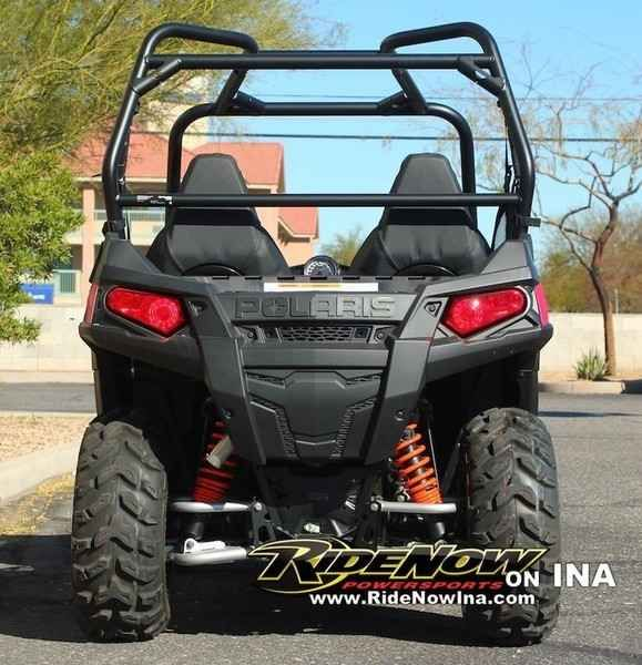 New 2016 Polaris RZR 570 EPS Trail Black Pearl ATVs For Sale in Arizona. 2016 Polaris RZR 570 EPS Trail Black Pearl, Call Hayden for Military, Costco and special seasonal pricing offers 520-579-3939<br /> <br /> 2016 Polaris® RZR® 570 EPS Trail Black Pearl <p> Features may include: </p> Power Features <ul> <li> POLARIS PROSTAR® 570 ENGINE</li></ul><p> Purpose-built and powerful ProStar® 570 Engine features 4 valves, dual overhead cam, wet sump and light weight design. Optimized for the RZR…