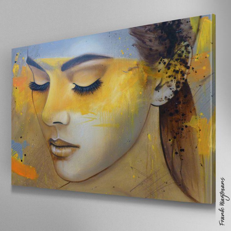 94 best Kunst Schilderij Portret Schilderijen te koop