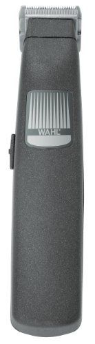 """Wahl 9906-2001 """"The Mustache"""" Cordless/Battery Operated Beard and Mustache Trimmer by Wahl. $15.98. Amazon.com Product Description      Why risk using scissors? Wahl's Cordless/Battery Operated Mustache Trimmer provides a mistake free, safe, and precise trim. The trimmer features self-sharpening, diamond-finish blades with three individual close-trim guides, including Wahl's exclusive stubble guide. Ideal for traveling, the lightweight, compact trimmer operates with three """"AA"""" ..."""